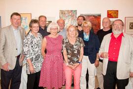20 Jahr-Feier der Galerie Kultur Mitte Krems. Foto: Jürgen Übl.