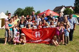 Pfingstlager der Kinderfreunde Krems-Lerchenfeld. Foto: zVg