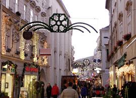 An den Adventsamstagen ist das Parken in der Innenstadt und der Stadtbus gratis.Foto: Stadt Krems