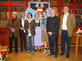 Die PreisträgerInnen des Film- und Videoclubs Krems bei der NÖ Landesmeisterschaft 2014. Foto: zVg