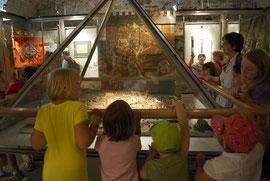 Im Museum Krems gibt es für die Kinder des Ferienspiels viel zu entdecken. Foto: Stadt Krems.