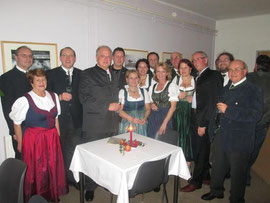 Gut besuchtes Kathreinkränzchen im Volkshaus Lerchenfeld. Foto: zVg