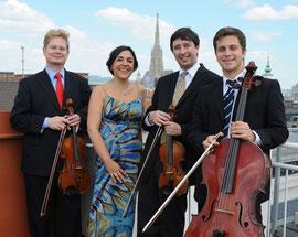Das Lissy Quartett. Foto: zVg
