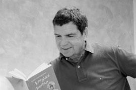 Ernst J. Schmidlechner liest am 28. März in der Stadtbücherei. Foto: Stadt Krems.