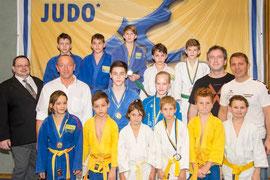 Tolle Leistung des Judoklub Krems beim Berger-Nachwuchscup. Foto: zVg.