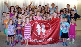 Sommerlager 2014 der Kinderfreunde Krems-Lerchenfeld. Foto: zVg