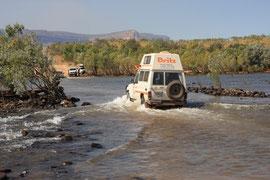River-Crossing - Pentecost River