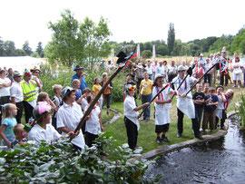Brünnlasfest 27. Juni 2008
