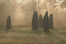 Gorsedd Stone Circle / courtesy of Photolibrary Wales