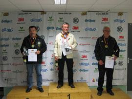 Kurt Kasselmann 1.Platz 298 Ringe