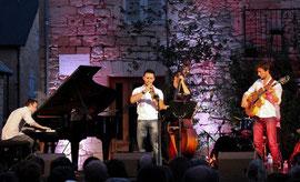 Concert de jazz en plain air à Montignac