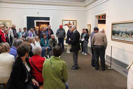 A Gallery Talk at the Norman Rockwell Museum