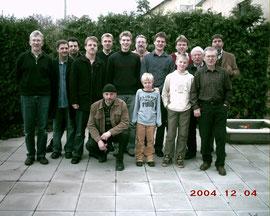 Schachabteilung 2004