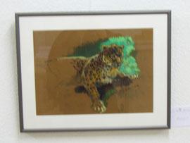 Einige Bilder von Wildtieren können sie in meinem Atelier besichtigen und kaufen.