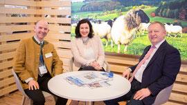Verleihung der Bayerischen Staatsmedaille für besondere Verdienste um die Umwelt
