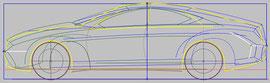 図8)パッケージ線の挿入