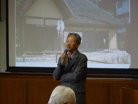 東京大学 堀 繁先生
