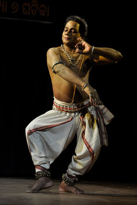 Odissi Guru Durga Charan Ranbir