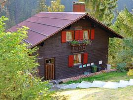 Sommer in der Hütte