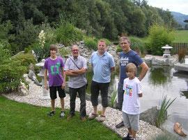 Der Aquarienverein Lienz zu Besuch in Althofen