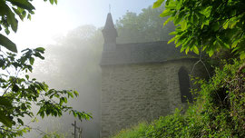 conques, sainte-foy, gr65, pélerin,compostelle
