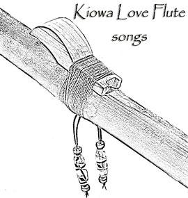 Kiowa Love Flute songs - Spielen nach Zahlen!