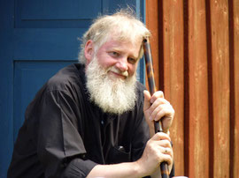 Jürgen Hochfeld - Flutemaker - Northern Lights Flutes