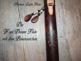 Hopi Dream Flute - gebaut und konzipert von Northern lights Flutes - Jürgen Hochfeld