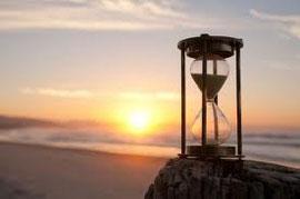 De tijd wacht niet op de mens