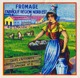 Les affiches du temps passé quand la pub s'appelait réclame .. - Page 23 Image