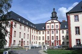 Schloss Saalfeld (Landratsamt)