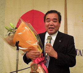 篠田日出海幹事