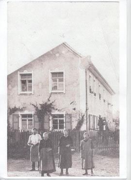 Bauernhaus um 1935