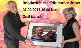 Manfred Backhaus und Andrea Weinke