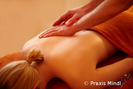 Klassische Massagetherapie - Physio-Mindl