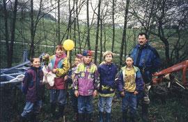 Jugendgruppe 1988