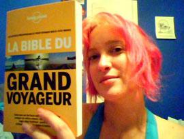 Anick-Marie et son futur Best-Seller !