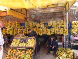 Tamri, das Bananendorf