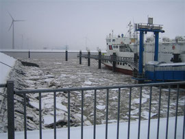 Borkum Winter