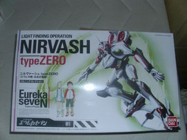 Eureka 7 Nirvash type ZERO