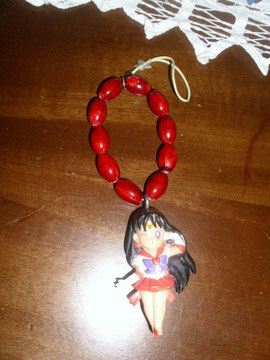 Sailor Mars cell strapp