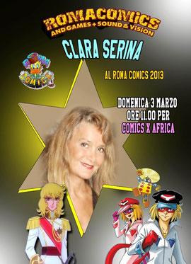 Clara Serina de I Cavalieri del Re