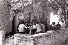 Le Pigeonnier, Limans, 1973