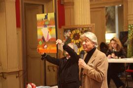 vente de géomértie dans l'espace n° 1 par M° Cornette de St Cyr (déc.2010)