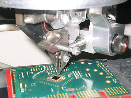 Chip on board 30µm Wire