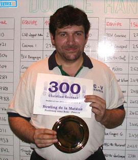 03/05/2003 : 300 de Christian Gransac
