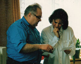 Klaus Barensfeld und Birgitta Kuhlmey