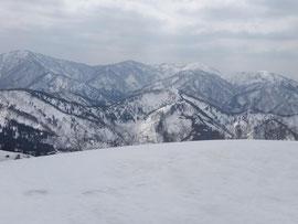 菅倉山からの展望