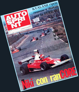 Niki con ranCORE in Autosprint
