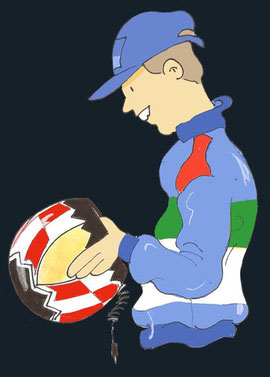 Alex Wurz by Muneta & Cerracín